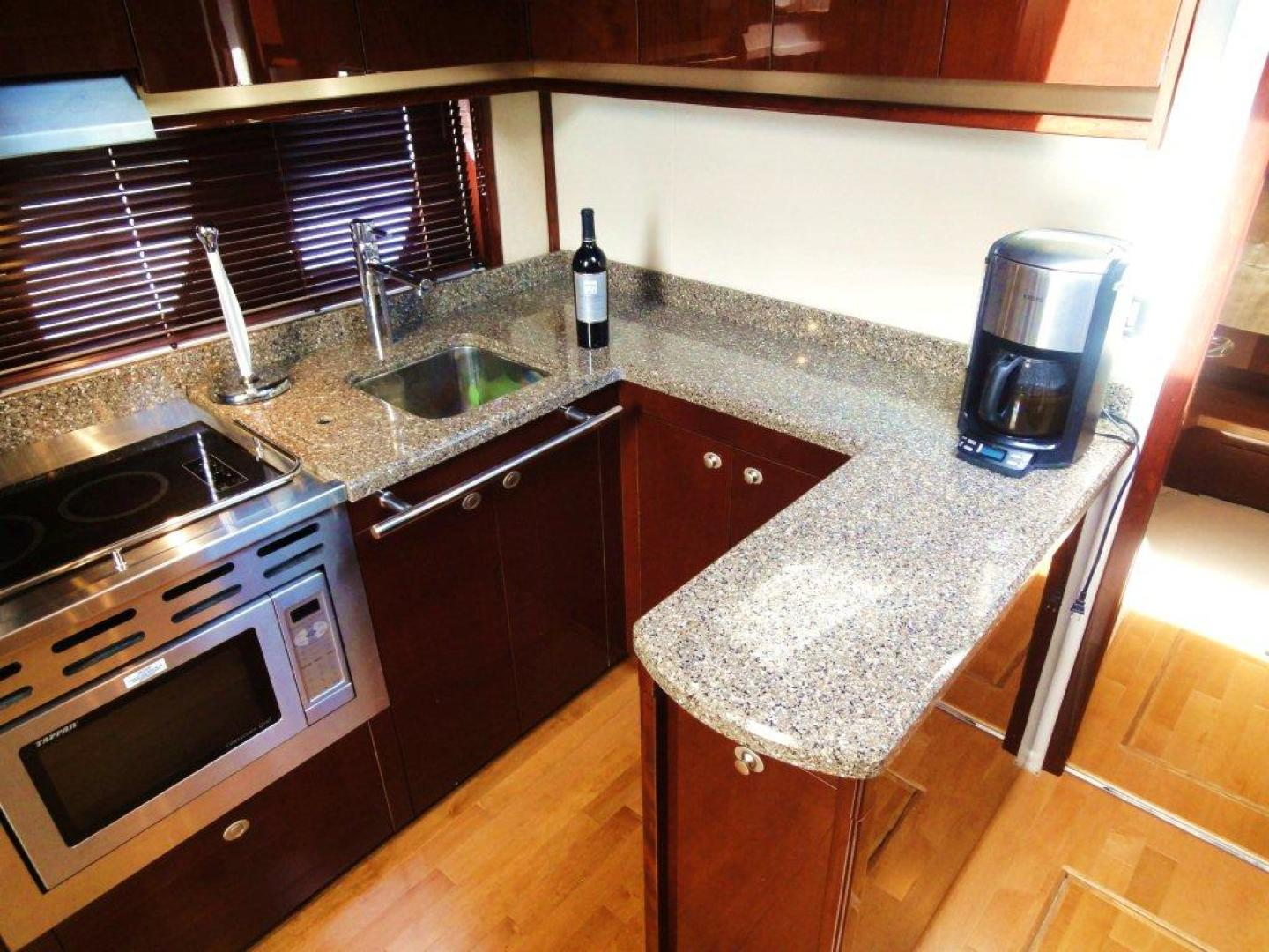 Sea Ray-48 Sundancer 2008-Francesca Coconut Grove-Florida-United States-Galley-918625 | Thumbnail