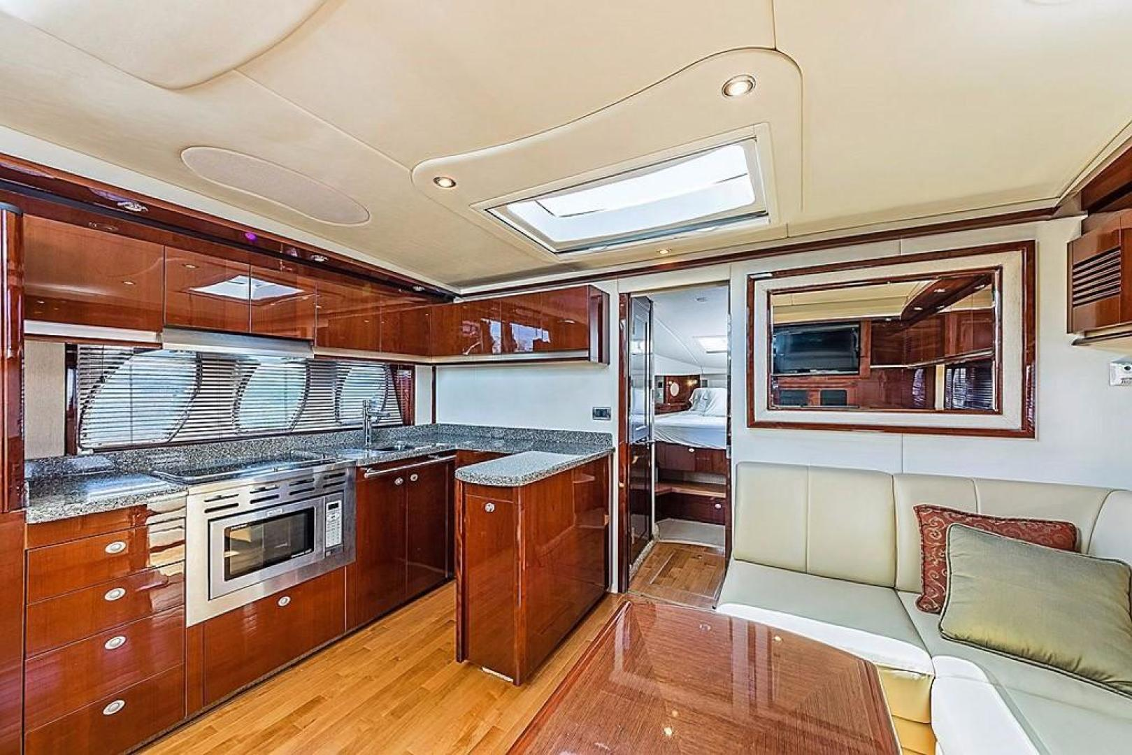 Sea Ray-48 Sundancer 2008-Francesca Coconut Grove-Florida-United States-Galley-918622 | Thumbnail