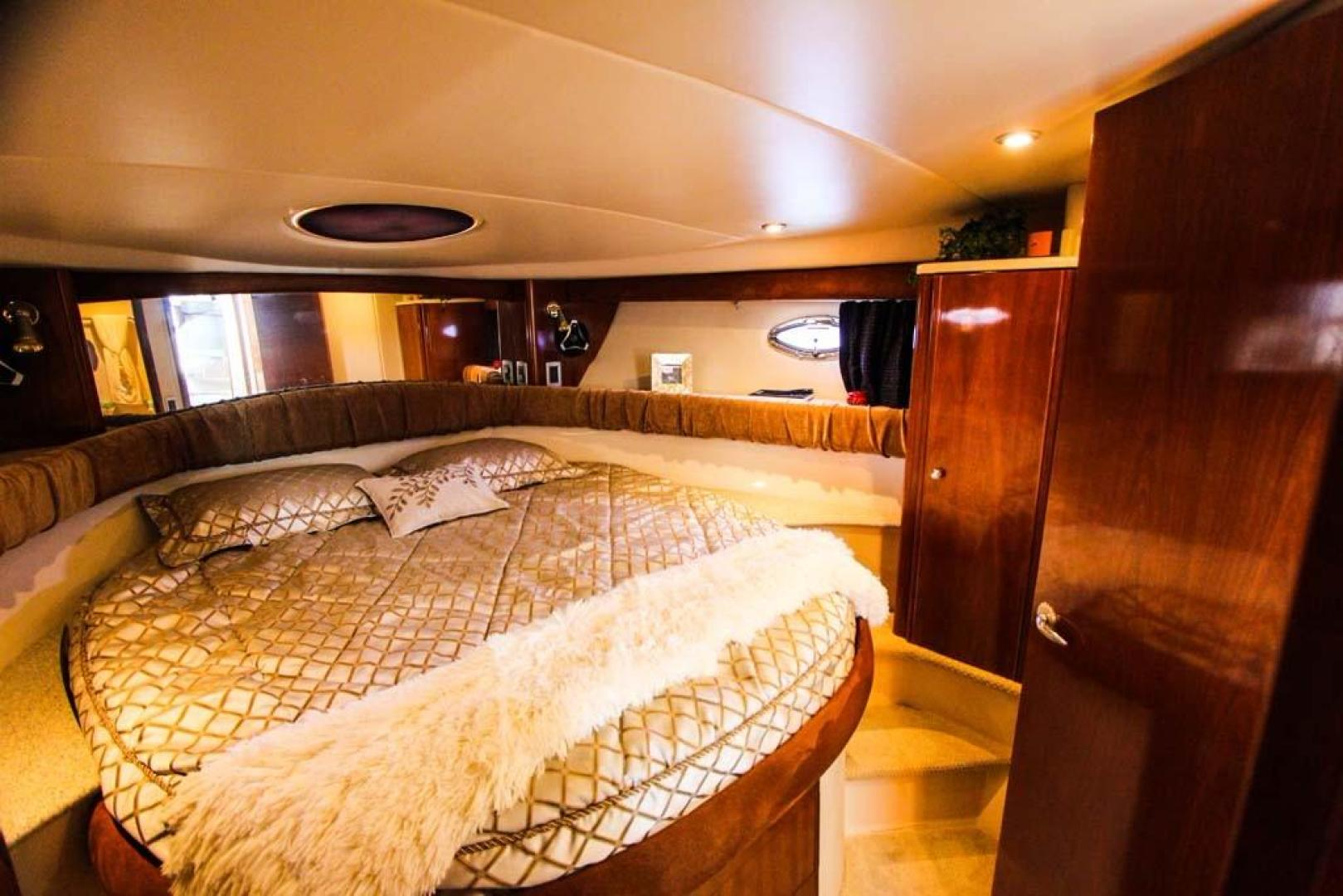 Meridian-411 Sedan Bridge 2006-Mar Cella Miami-Florida-United States-Guest Stateroom Forward-918722 | Thumbnail