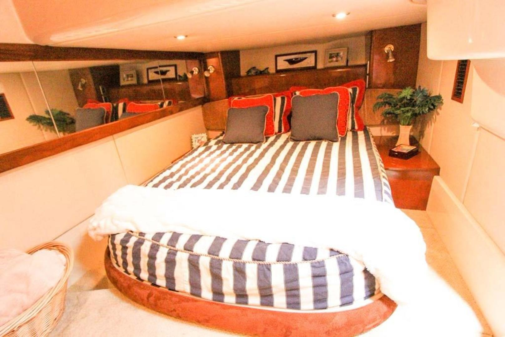 Meridian-411 Sedan Bridge 2006-Mar Cella Miami-Florida-United States-Master Berth-918725 | Thumbnail