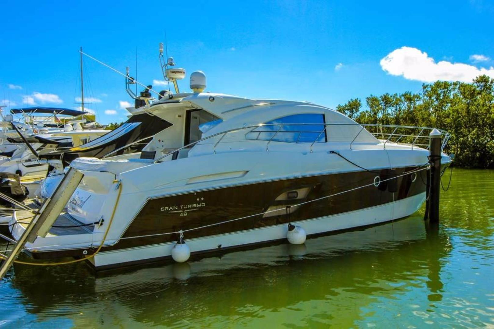 Beneteau-49 GT 2014 -Key Biscayne-Florida-United States-Profile-918794   Thumbnail