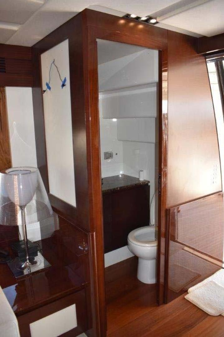 PerMare-Amer 92 2010-Lady H Sanremo-Italy-Guest Cabin Head-923800 | Thumbnail