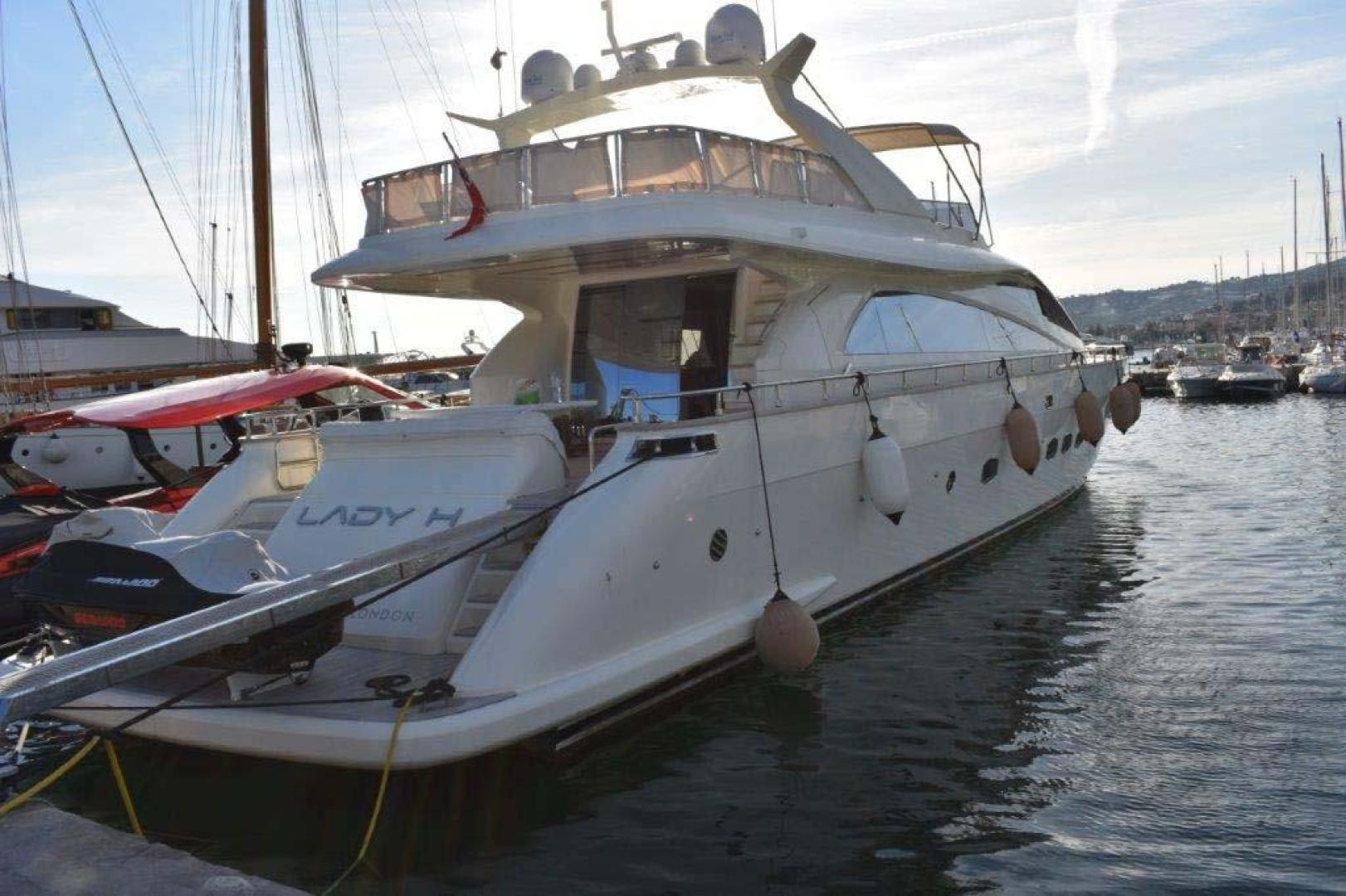 PerMare-Amer 92 2010-Lady H Sanremo-Italy-Starboard Aft Quarter-923806 | Thumbnail