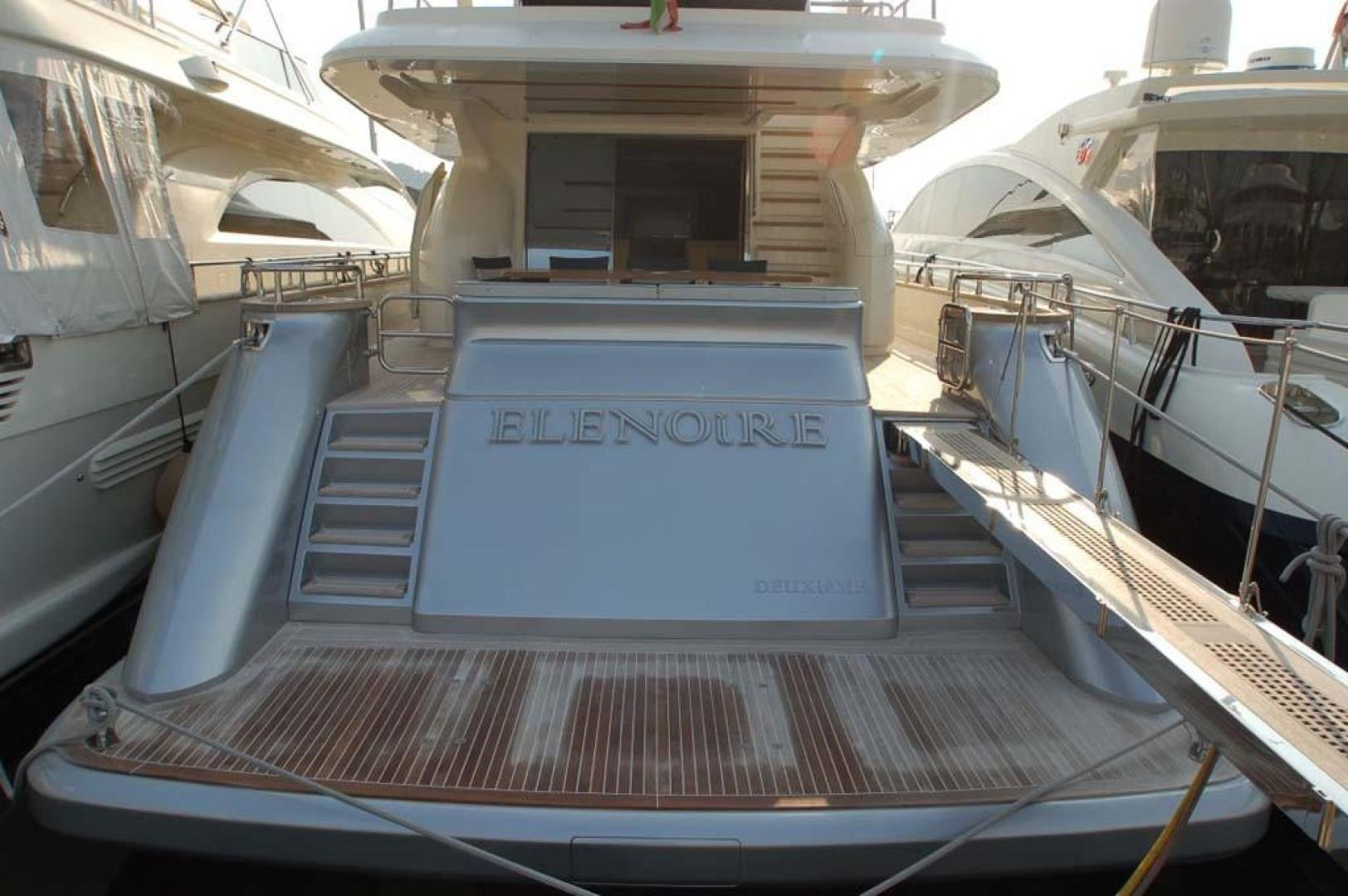 PerMare-Amer 92 2009-Elenoire ll Sanremo Florida-Italy-Stern-923813 | Thumbnail