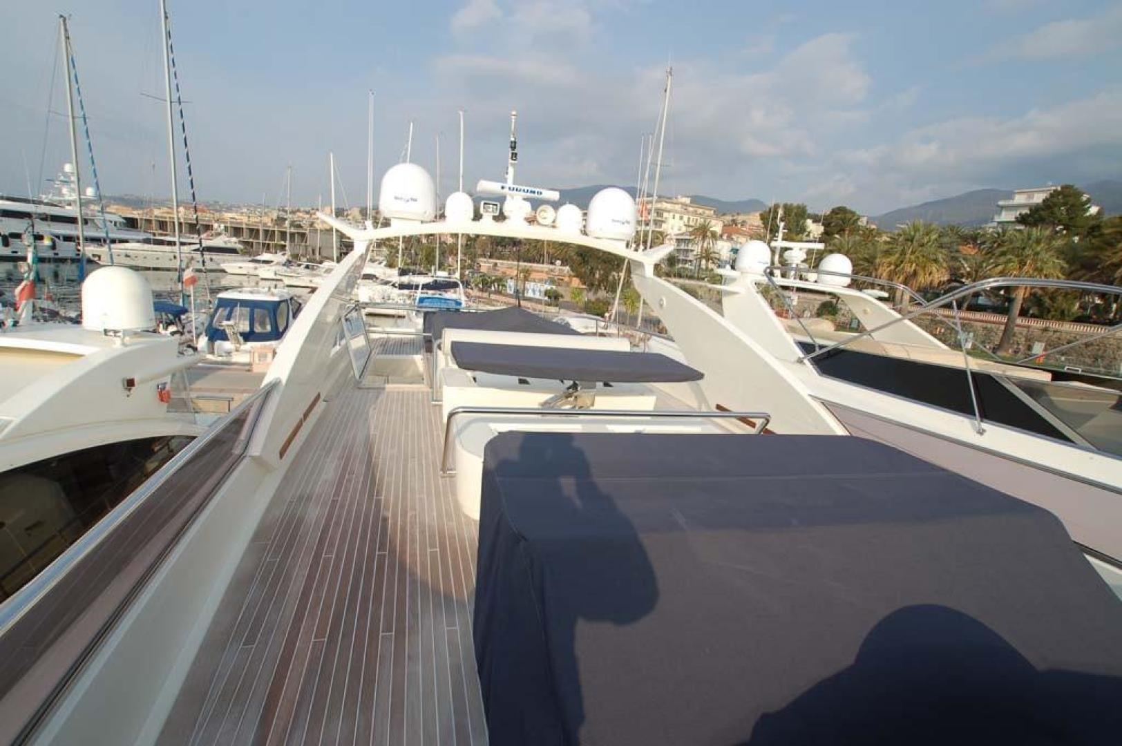 PerMare-Amer 92 2009-Elenoire ll Sanremo Florida-Italy-Flybridge-923810 | Thumbnail