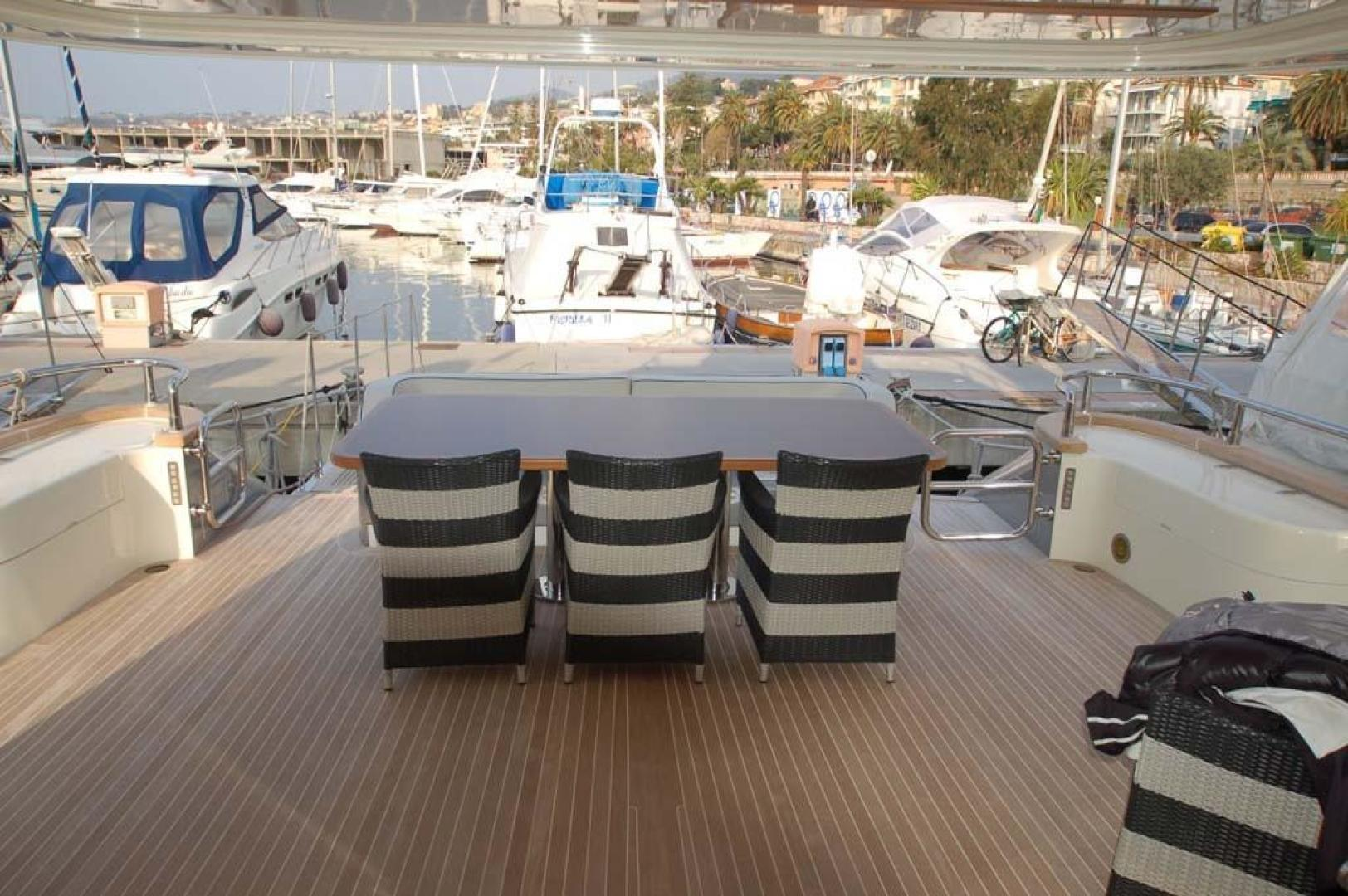 PerMare-Amer 92 2009-Elenoire ll Sanremo Florida-Italy-Aft Deck-923812 | Thumbnail