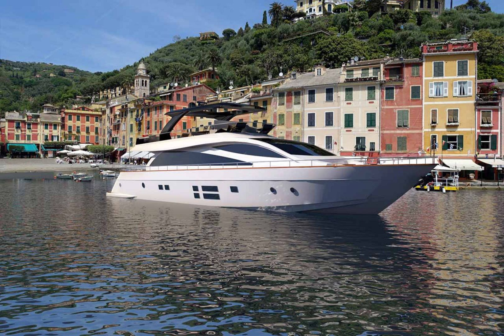 PerMare-Amer 94 Twin 2021 -Sanremo-Italy-Starboard View-1194179   Thumbnail