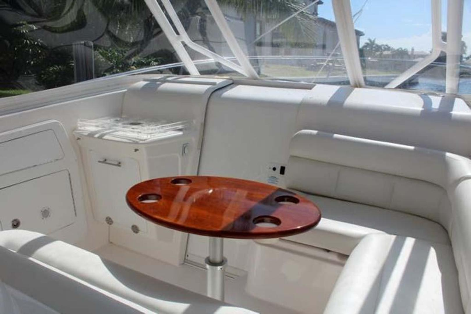 Everglades-35 LX NEW POWER 2010 -Delray Beach-Florida-United States-Fwd Seating-923988 | Thumbnail
