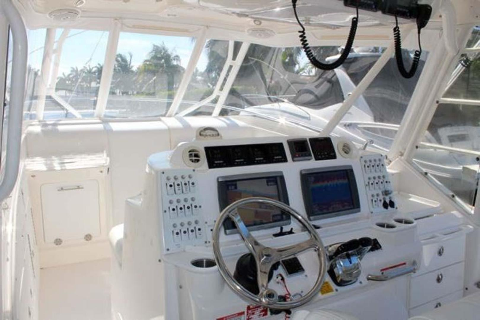 Everglades-35 LX NEW POWER 2010 -Delray Beach-Florida-United States-Port Helm-923986 | Thumbnail