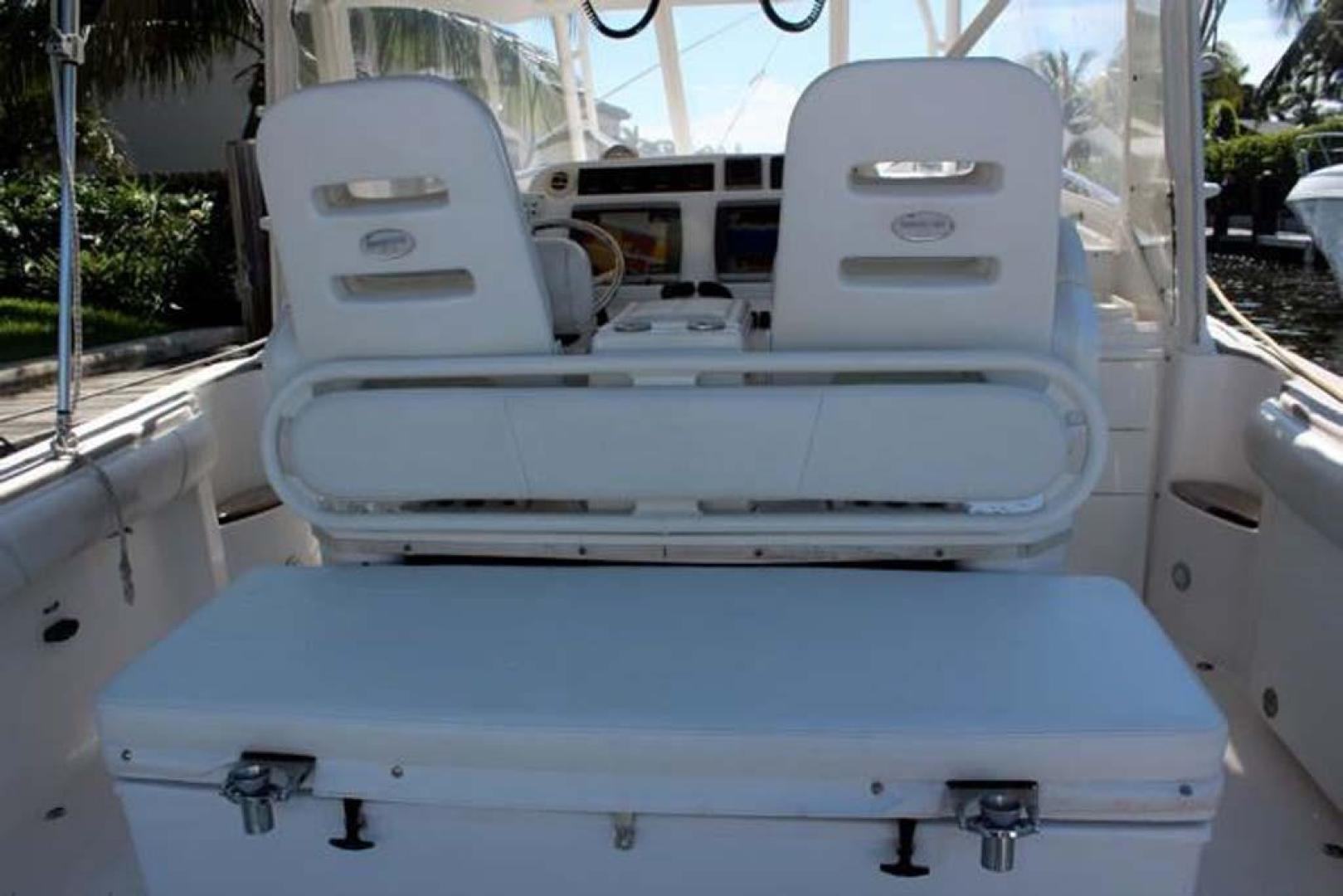 Everglades-35 LX NEW POWER 2010 -Delray Beach-Florida-United States-Cooler Box-923985 | Thumbnail