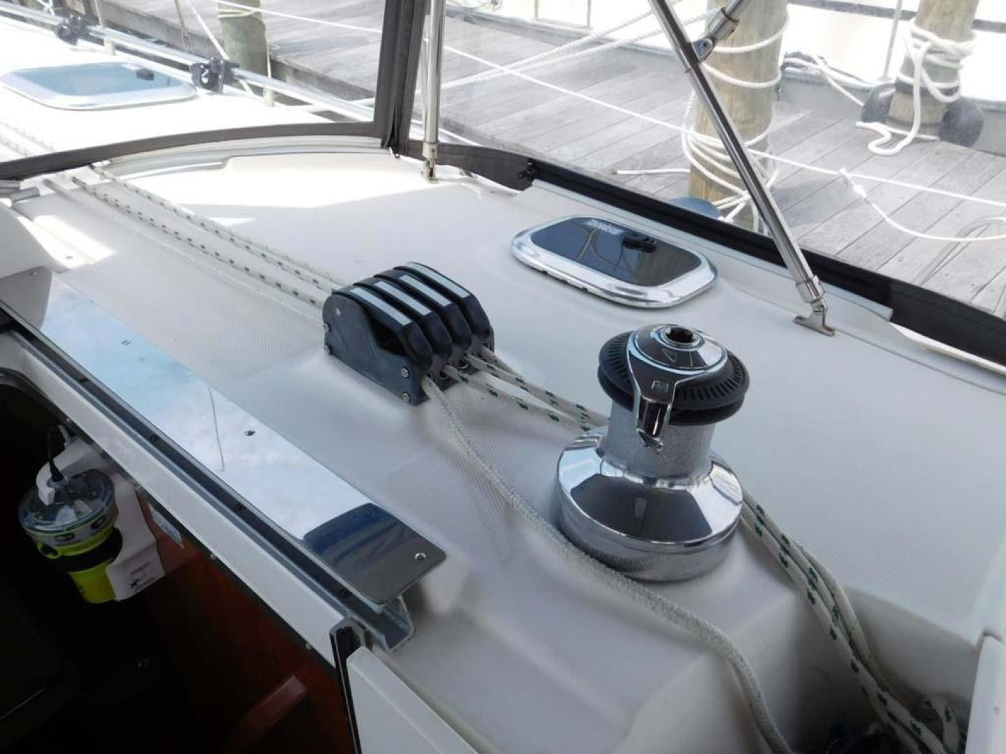 Hunter-41 DS 2011-Explorer Cocoa-Florida-United States-Spinlocks/Winch Starboard-925680 | Thumbnail