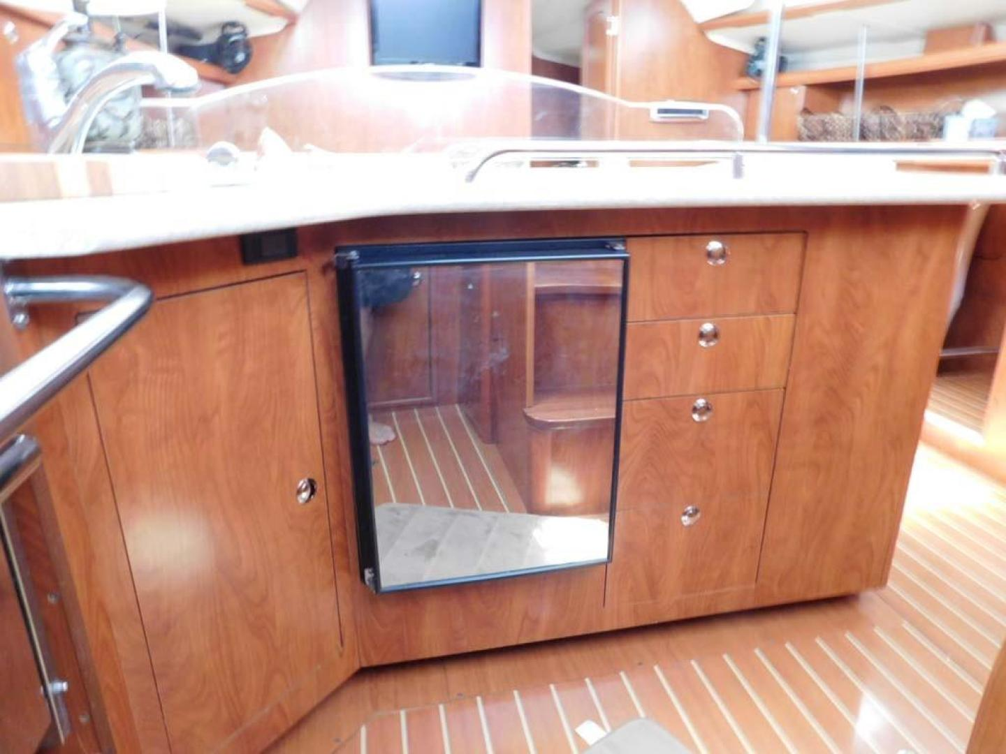 Hunter-41 DS 2011-Explorer Cocoa-Florida-United States-Galley Storage-925689 | Thumbnail