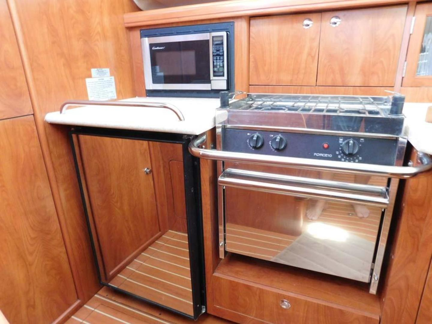 Hunter-41 DS 2011-Explorer Cocoa-Florida-United States-Galley Appliances-925688 | Thumbnail