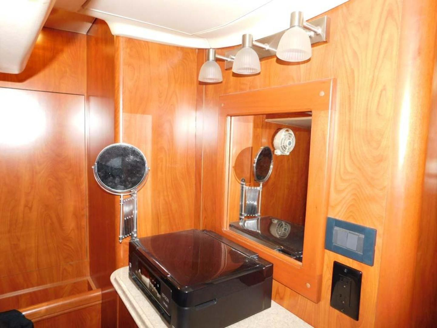 Hunter-41 DS 2011-Explorer Cocoa-Florida-United States-Aft Cabin Vanity-925697 | Thumbnail