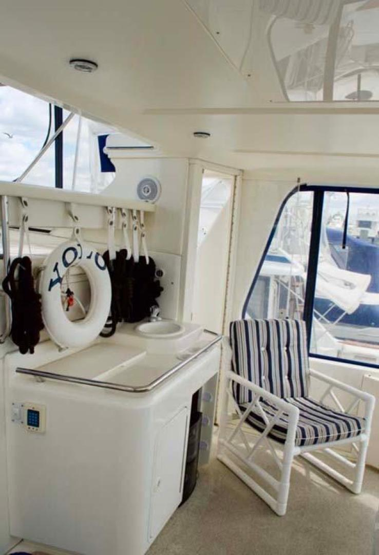 Sea Ray-420 Aft Cabin 2000-YOLO Long Island-New York-United States-Cockpit-930358 | Thumbnail