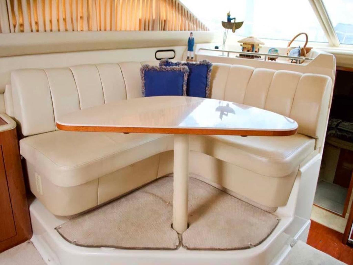 Sea-Ray-420-Aft-Cabin-2000-YOLO-Long-Island-New-York-United-States-Dinette-930326