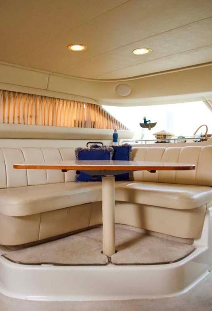 Sea Ray-420 Aft Cabin 2000-YOLO Long Island-New York-United States-Dinette-930327 | Thumbnail