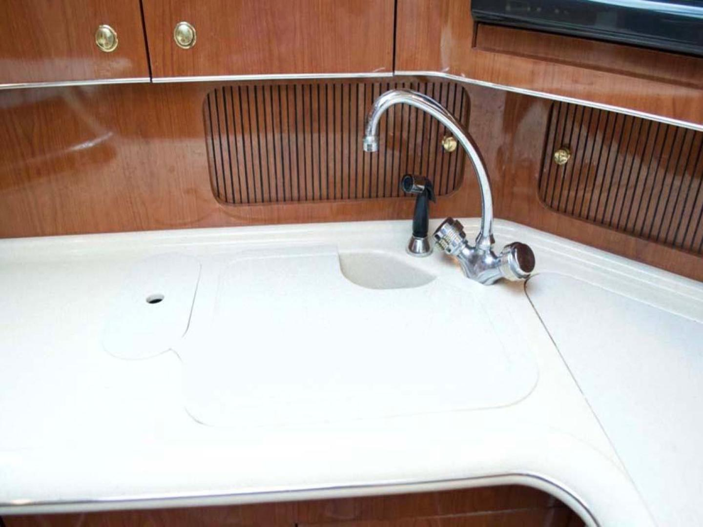 Sea Ray-420 Aft Cabin 2000-YOLO Long Island-New York-United States-Galley Sink-930331 | Thumbnail