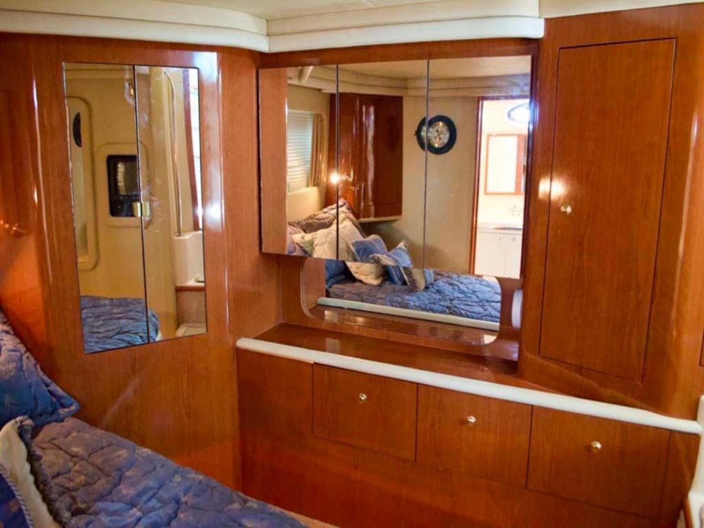Sea Ray-420 Aft Cabin 2000-YOLO Long Island-New York-United States-Master Stateroom-930339 | Thumbnail