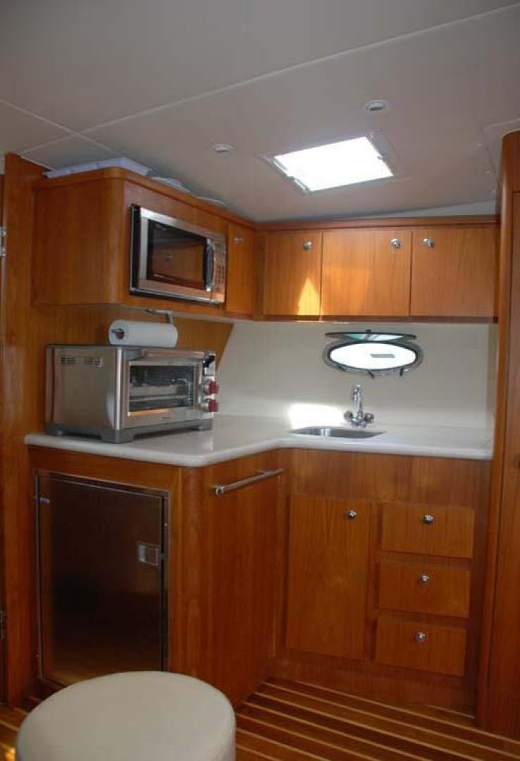 Tiara Yachts-3500 Express 2002-DEFICIT SPENDING Shelter Island, Long Island-New York-United States-Galley-930526 | Thumbnail