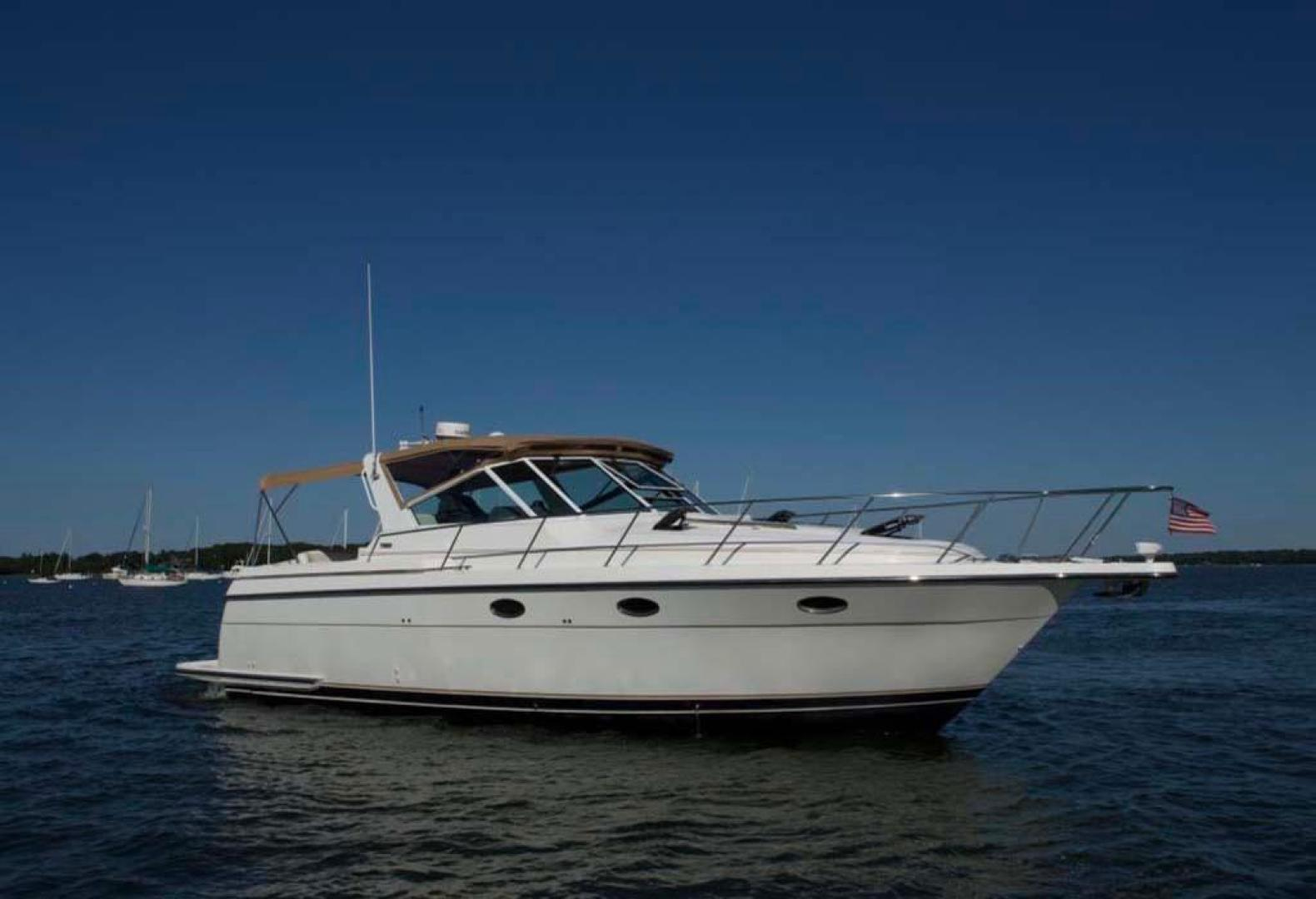 Tiara Yachts-3500 Express 2002-DEFICIT SPENDING Shelter Island, Long Island-New York-United States-Starboard-930518 | Thumbnail