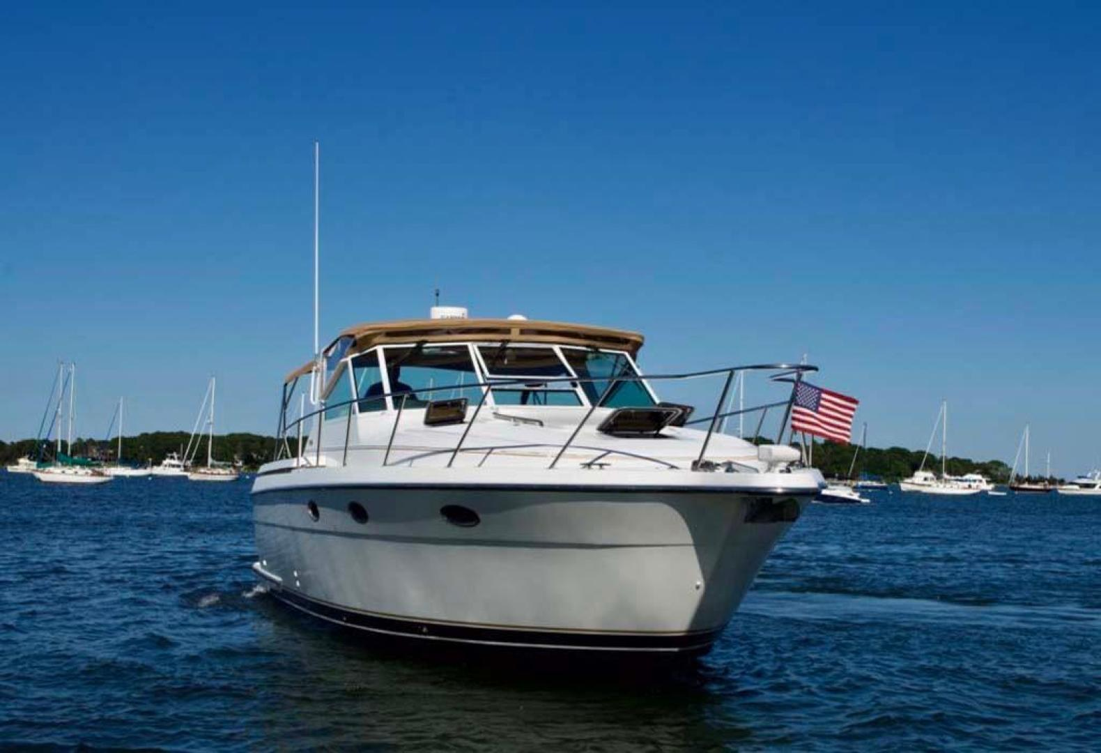 Tiara Yachts-3500 Express 2002-DEFICIT SPENDING Shelter Island, Long Island-New York-United States-Starboard-930519 | Thumbnail