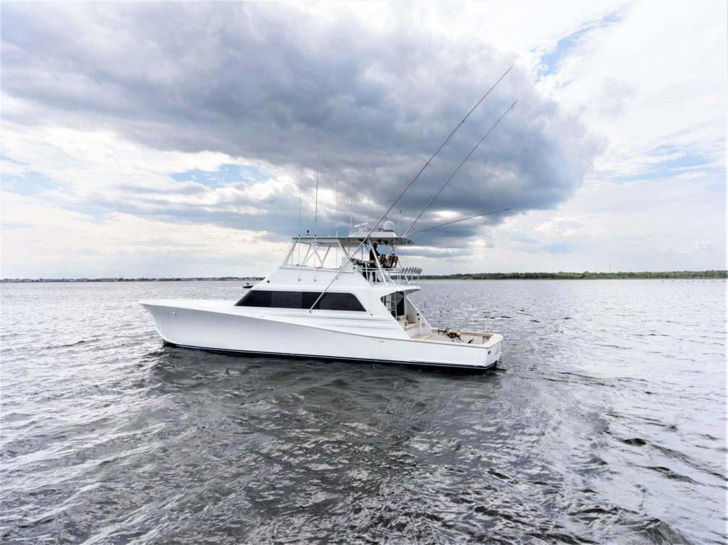 Monterey-65-Convertible-Custom-Sportfish-1991-Lady-Gemini-Mantoloking-New-Jersey-United-States-Port-View-930388
