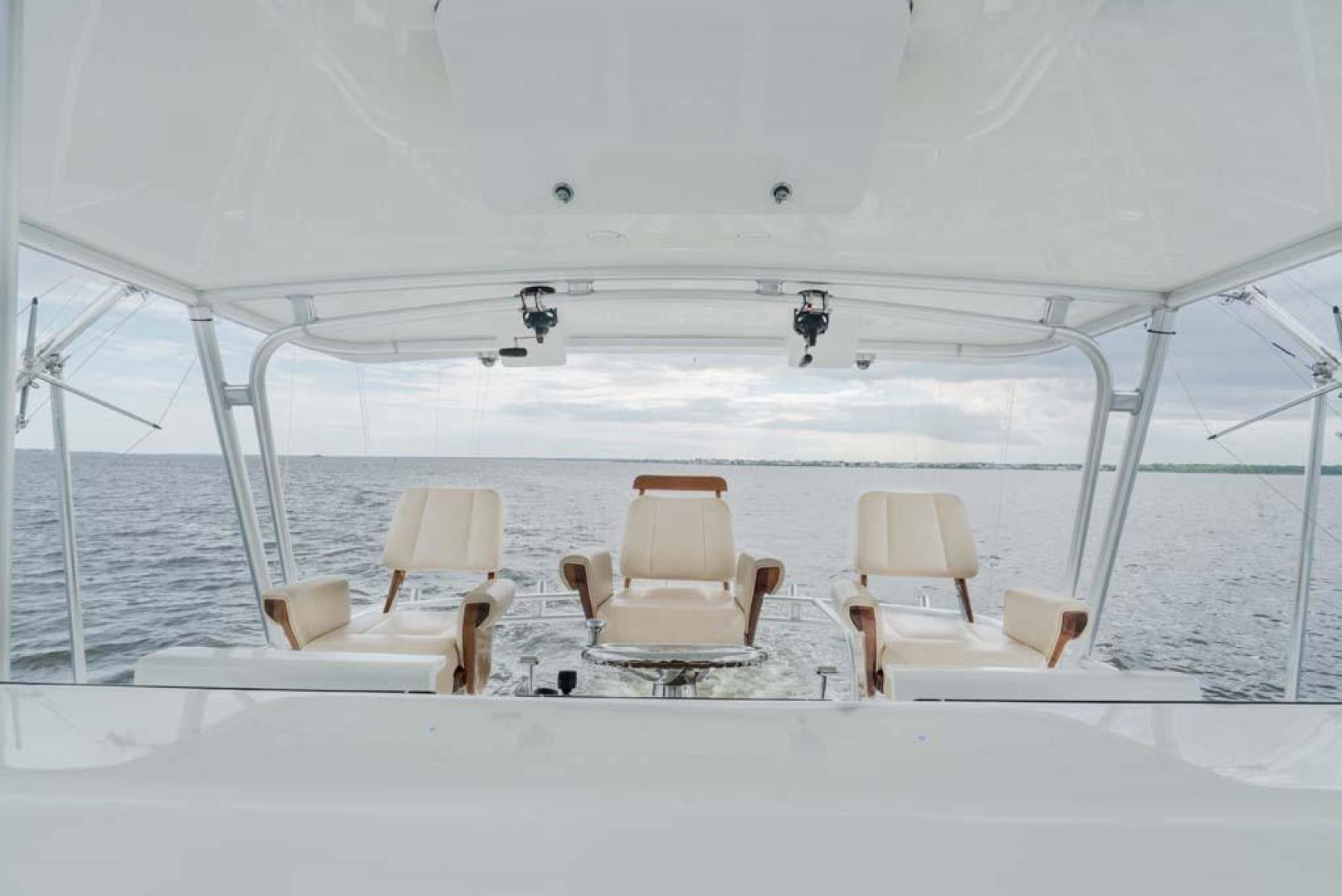 Monterey-65-Convertible-Custom-Sportfish-1991-Lady-Gemini-Mantoloking-New-Jersey-United-States-Helm-Chairs-930431