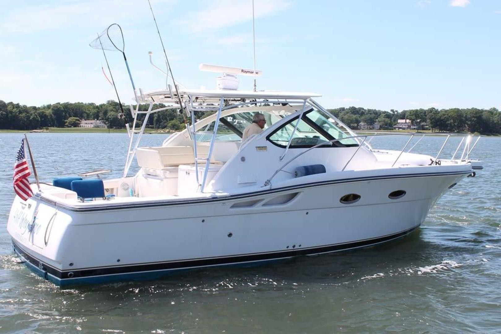 Tiara Yachts-32 Open 2007-Halfway Tree Greenwich-Connecticut-United States-Stbd Side-920856 | Thumbnail