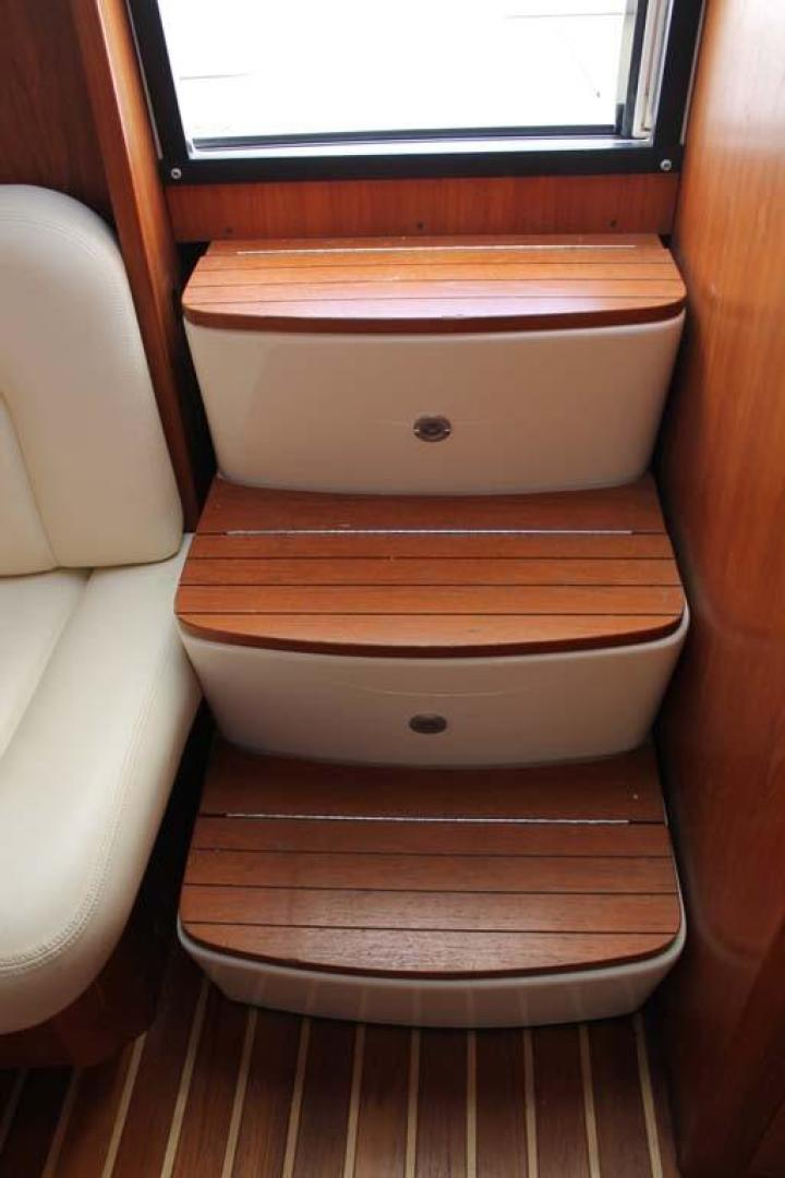 Tiara-32 Open 2007-Halfway Tree Greenwich-Connecticut-United States-Companionway-920878 | Thumbnail