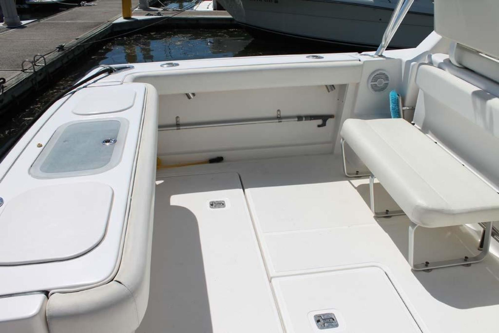 Tiara Yachts-32 Open 2007-Halfway Tree Greenwich-Connecticut-United States-Cockpit-920870 | Thumbnail