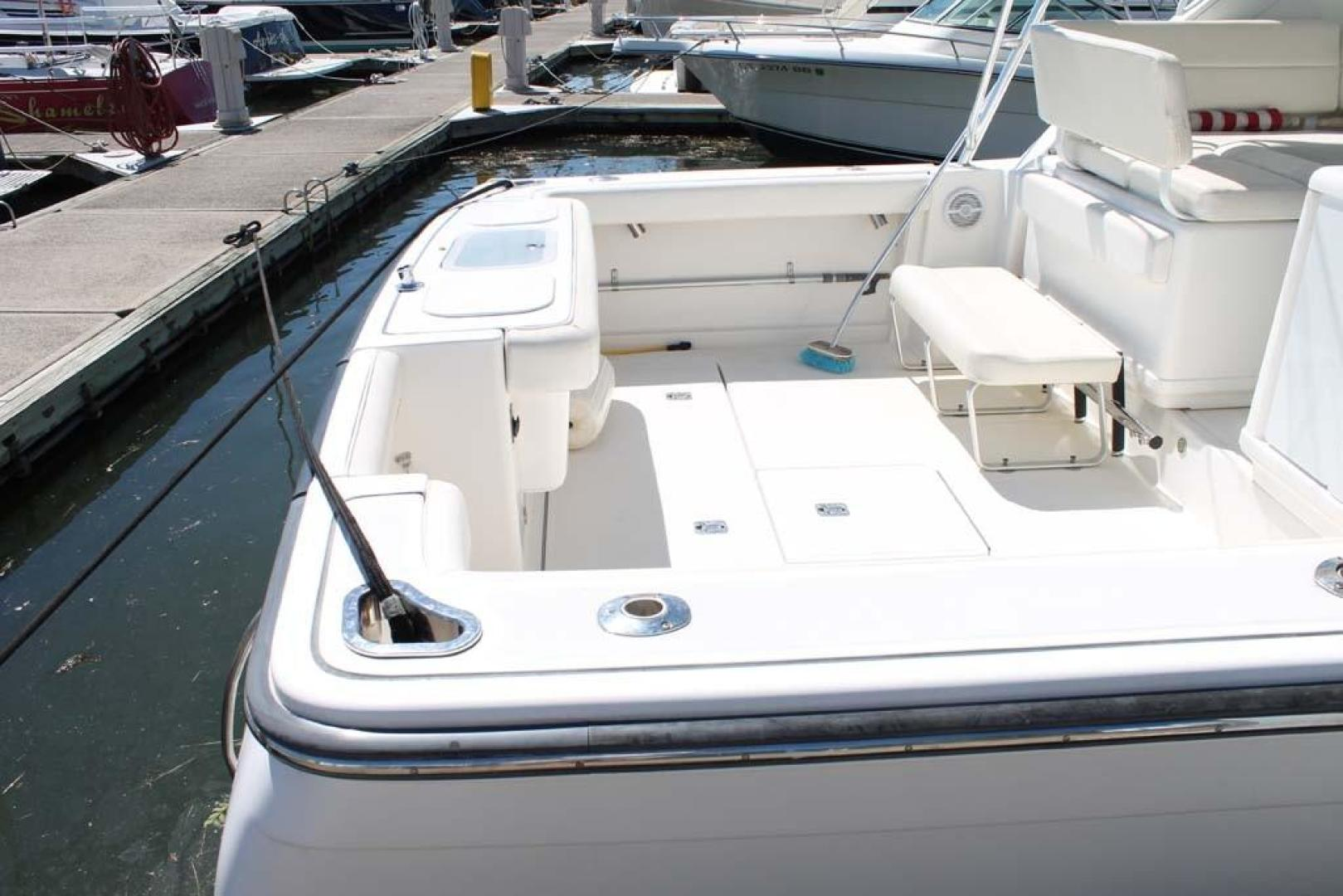 Tiara Yachts-32 Open 2007-Halfway Tree Greenwich-Connecticut-United States-Cockpit-920866 | Thumbnail