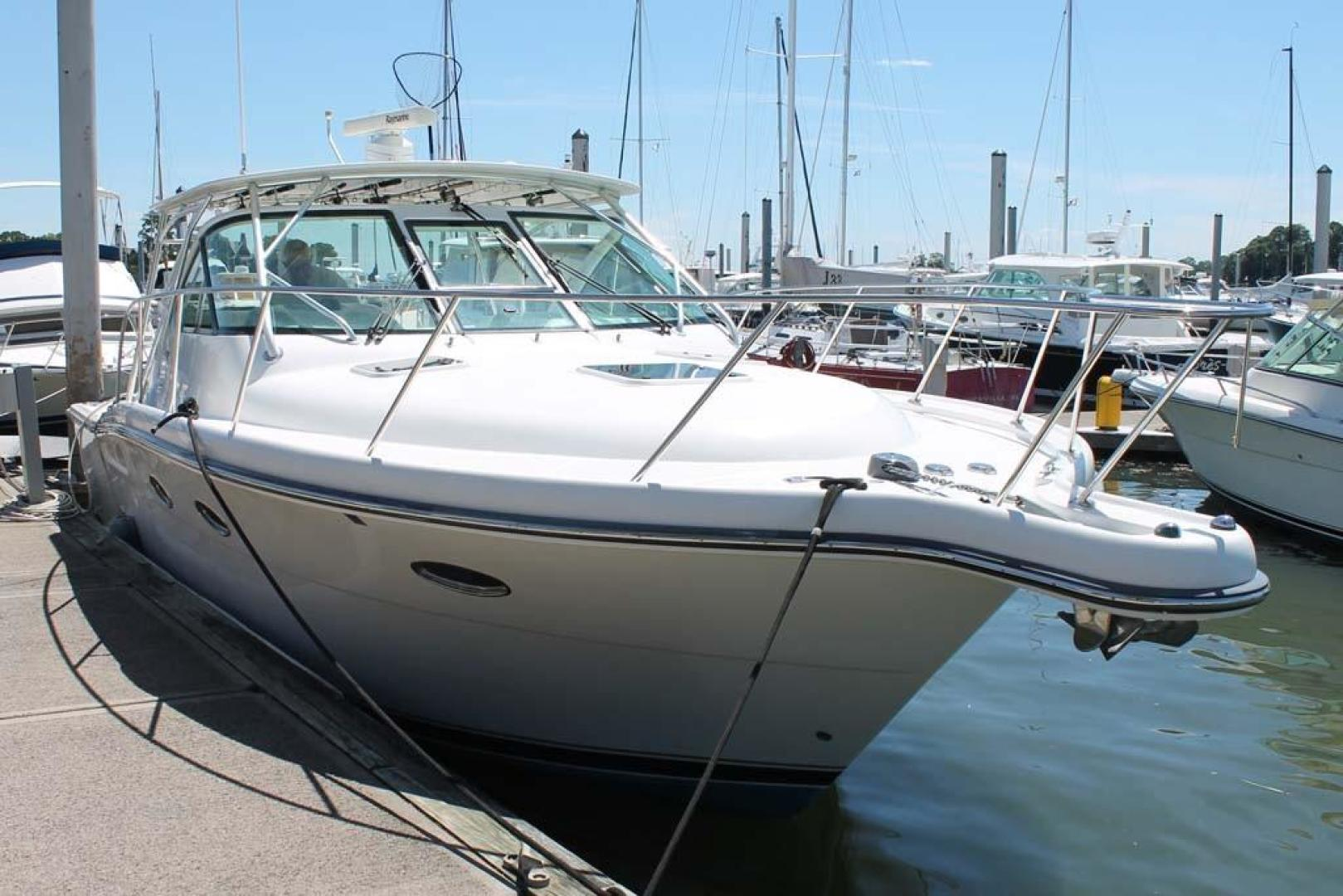 Tiara-32 Open 2007-Halfway Tree Greenwich-Connecticut-United States-At the Dock-920861 | Thumbnail