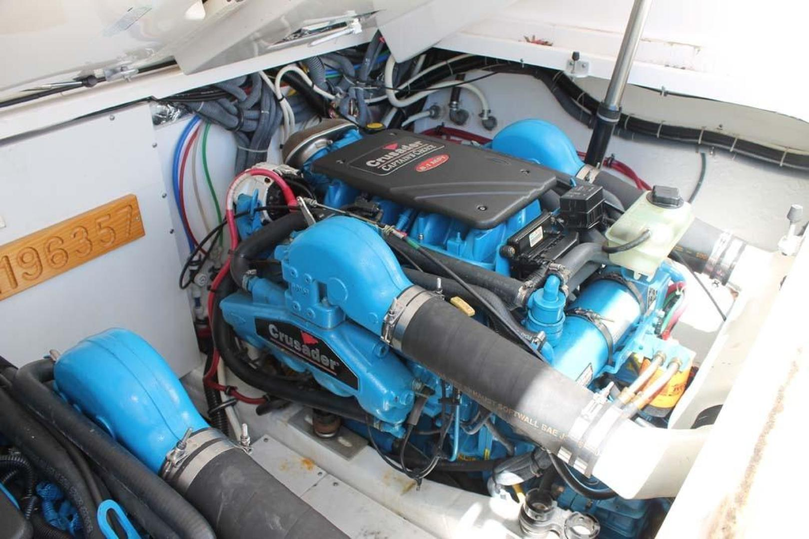 Tiara-32 Open 2007-Halfway Tree Greenwich-Connecticut-United States-Stb Engine-920891 | Thumbnail