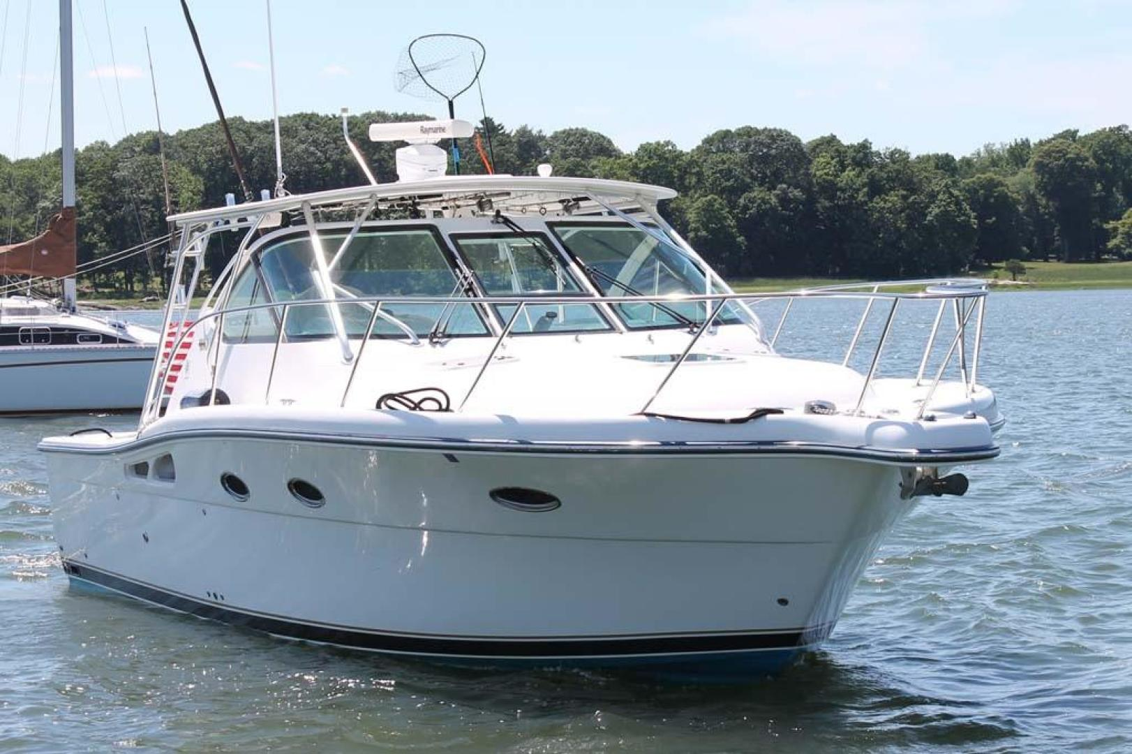 Tiara-32 Open 2007-Halfway Tree Greenwich-Connecticut-United States-Stbd Bow-920858 | Thumbnail