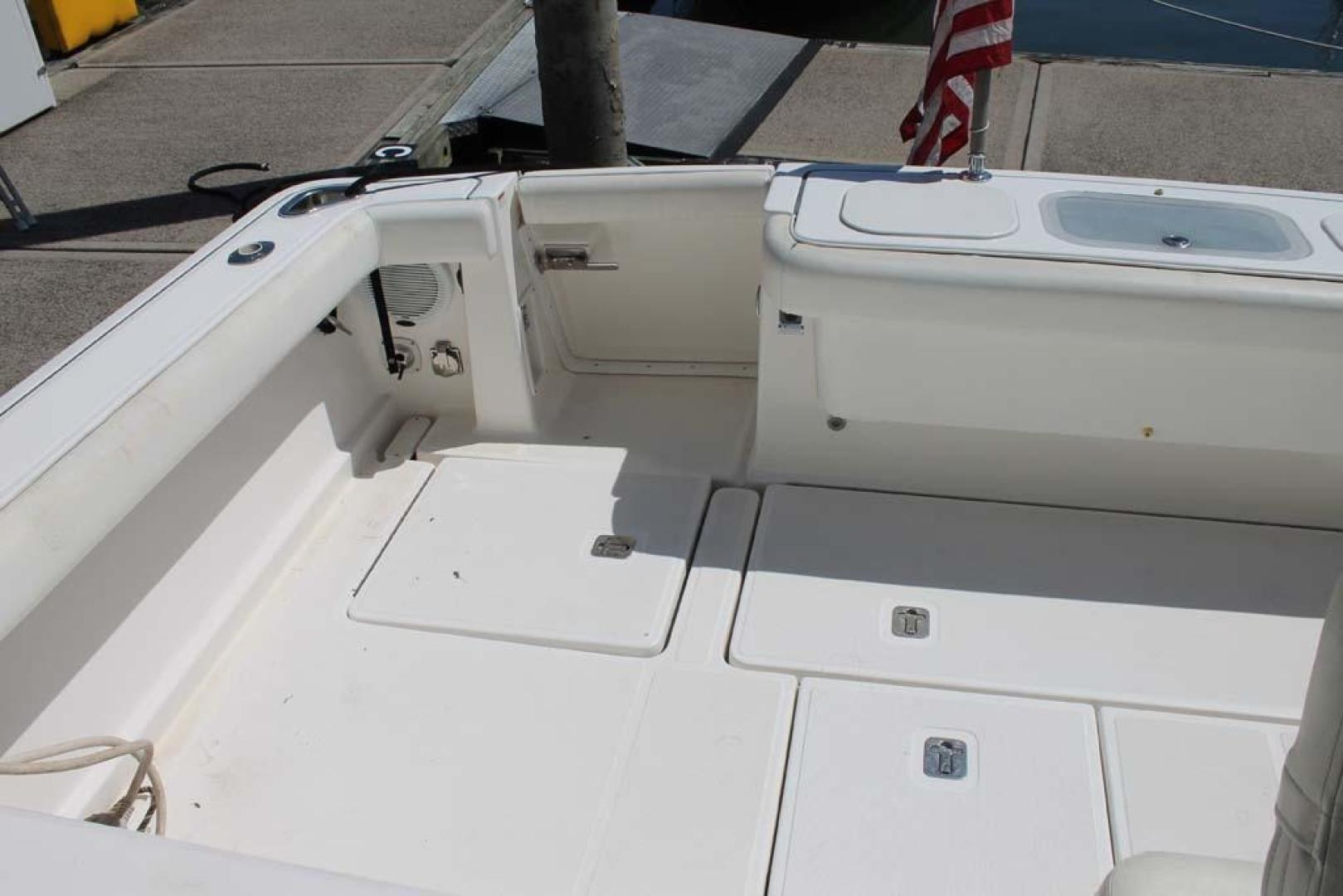 Tiara Yachts-32 Open 2007-Halfway Tree Greenwich-Connecticut-United States-Transom door-920868 | Thumbnail