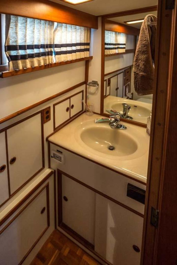 Grand Banks-42 Classic 1995-Little Salmonier St. Johns-Newfoundland And Labrador-Canada-Master Vanity-920932 | Thumbnail