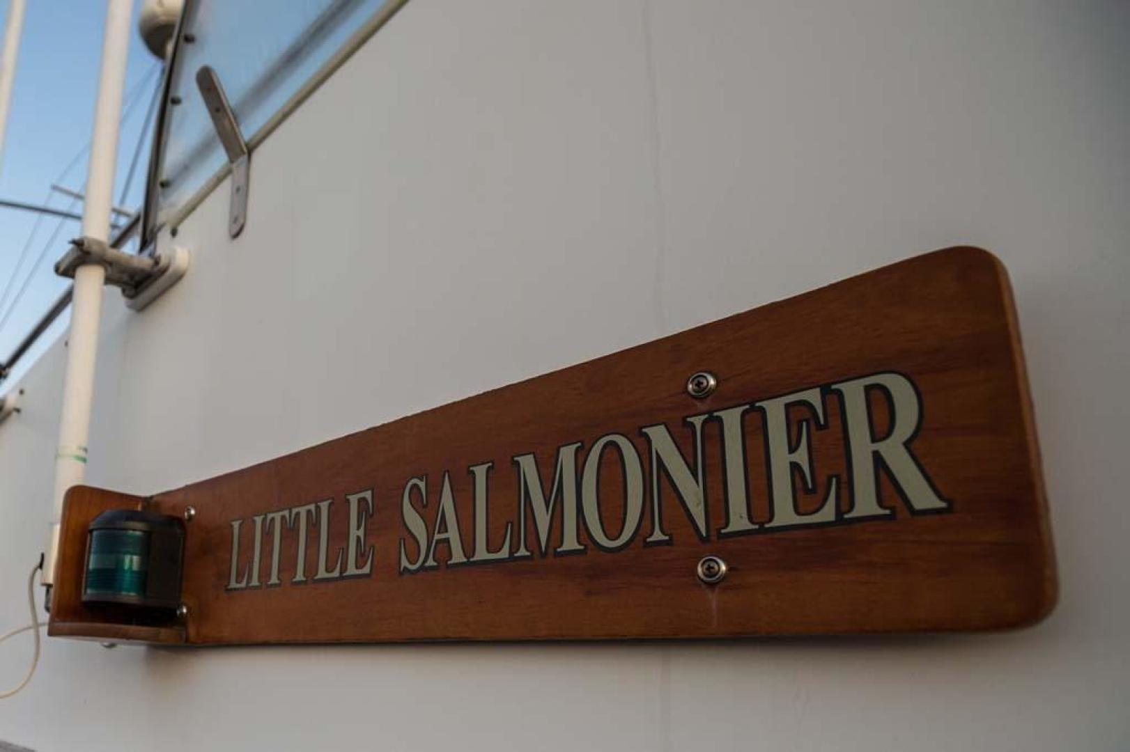 Grand Banks-42 Classic 1995-Little Salmonier St. Johns-Newfoundland And Labrador-Canada-Name Plate-920960 | Thumbnail