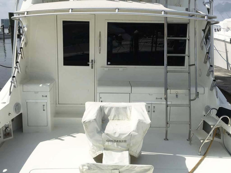 Hatteras-Convertible 1990-Congaree Orange Beach-Alabama-United States-Cockpit-927670 | Thumbnail