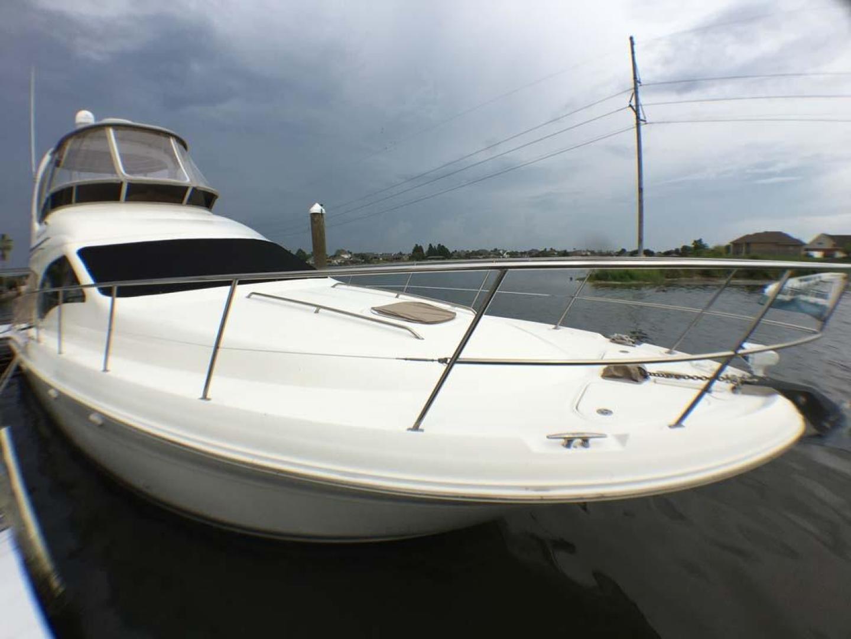Sea Ray-420 Sedan Bridge 2005-Echo III Slidell-Louisiana-United States-Wide Angle Profile-927716   Thumbnail