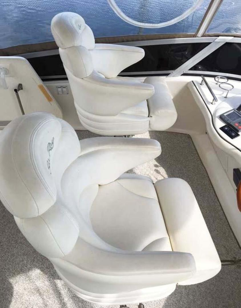 Sea Ray-420 Sedan Bridge 2005-Echo III Slidell-Louisiana-United States-Helm Seats-927733   Thumbnail