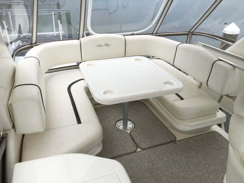 Sea Ray-420 Sedan Bridge 2005-Echo III Slidell-Louisiana-United States-Bridge Seating-927738   Thumbnail