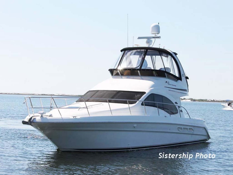 Sea Ray-420 Sedan Bridge 2005-Echo III Slidell-Louisiana-United States-Profile (Sistership)-927714   Thumbnail
