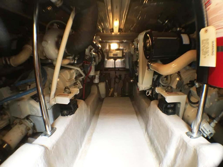 Sea Ray-420 Sedan Bridge 2005-Echo III Slidell-Louisiana-United States-Engine Room-927750   Thumbnail