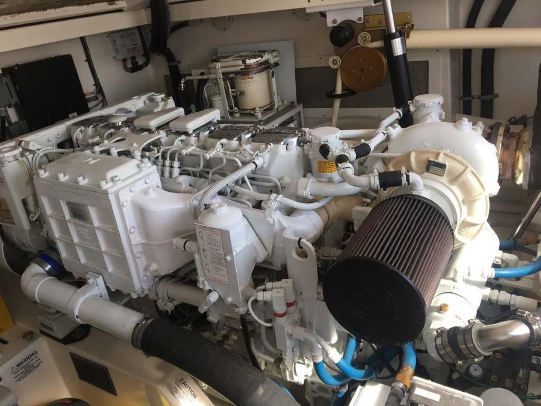 Cabo-40 Express 2007-C Hoss Orange Beach-Alabama-United States-Stbd Engine-927807 | Thumbnail