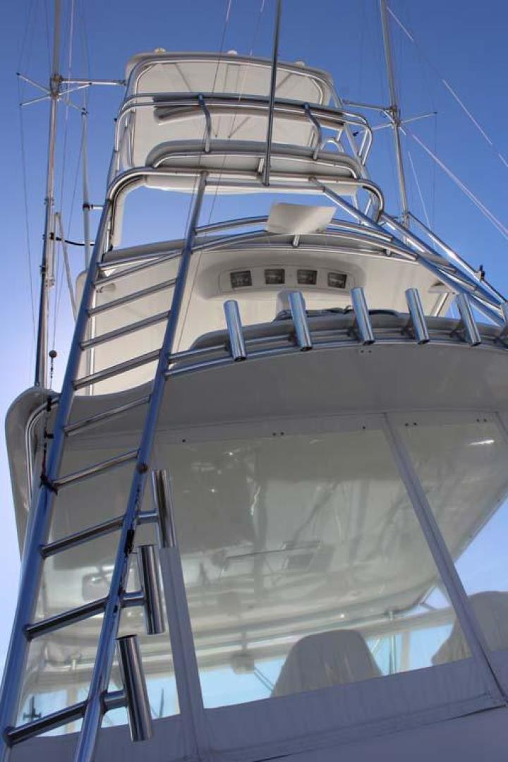 Cabo-40 Express 2007-C Hoss Orange Beach-Alabama-United States-Tower Aft-927785 | Thumbnail
