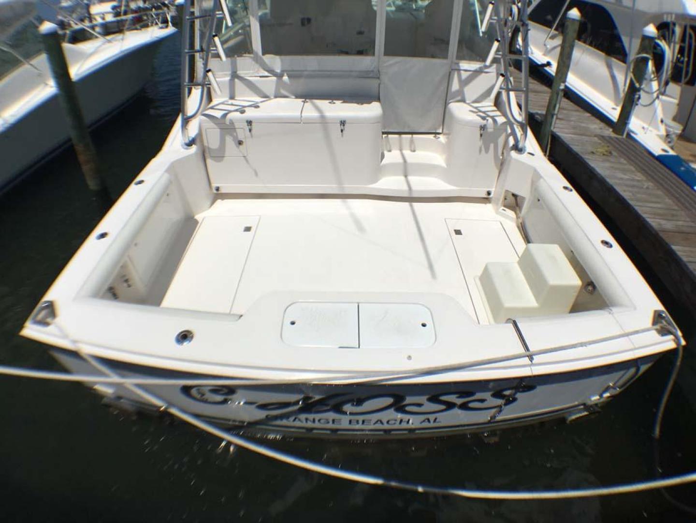 Cabo-40 Express 2007-C Hoss Orange Beach-Alabama-United States-Transom-927795 | Thumbnail