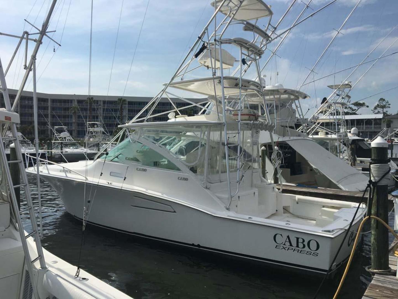 Cabo-40 Express 2007-C Hoss Orange Beach-Alabama-United States-At Dock-927779 | Thumbnail