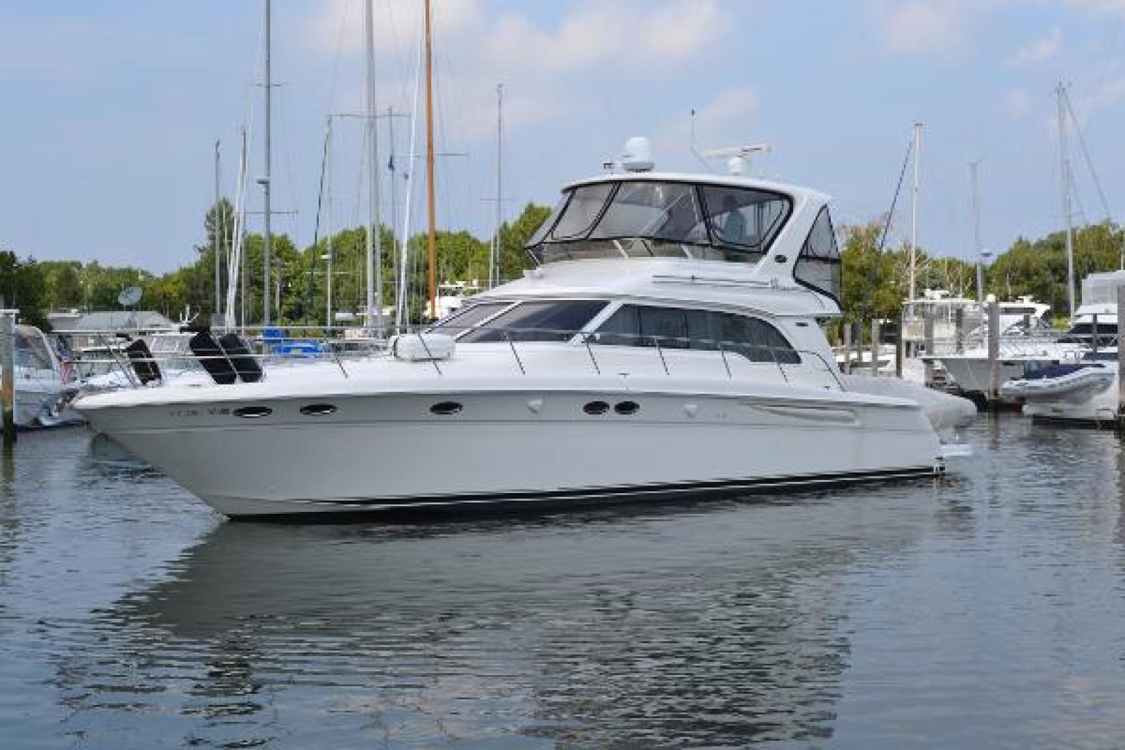 Picture Of: 48' Sea Ray 2004 Yacht For Sale | 1 of 18