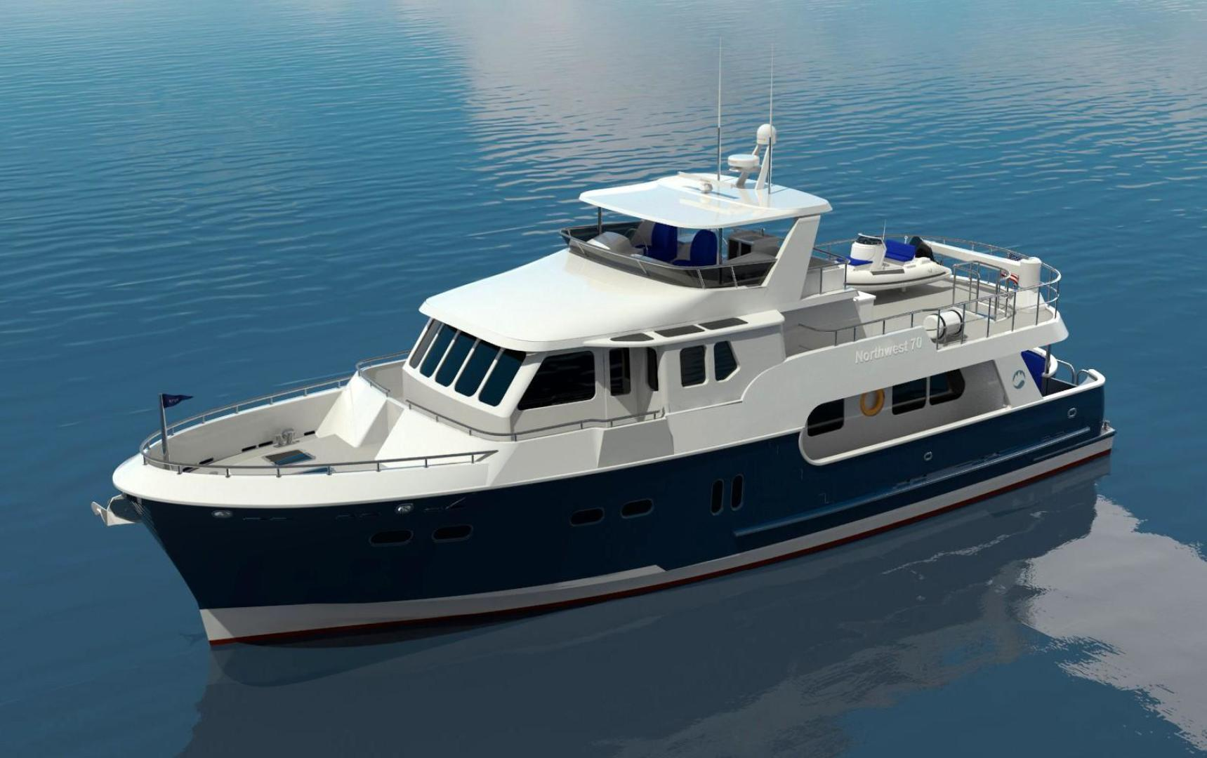 Picture Of: 70' Northwest 70 2020 Yacht For Sale | 2 of 6